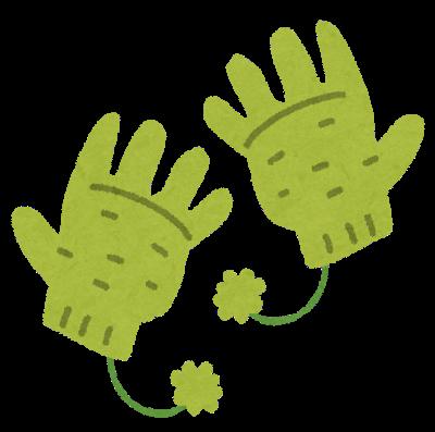 手袋をしたままiPhoneやAndroidスマホを操作したい!